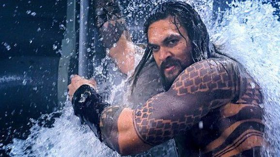 A Look at Jason Momoa in 'Aquaman'