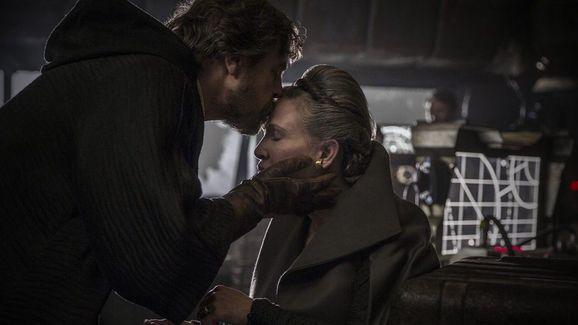 The Last of Luke and Leia