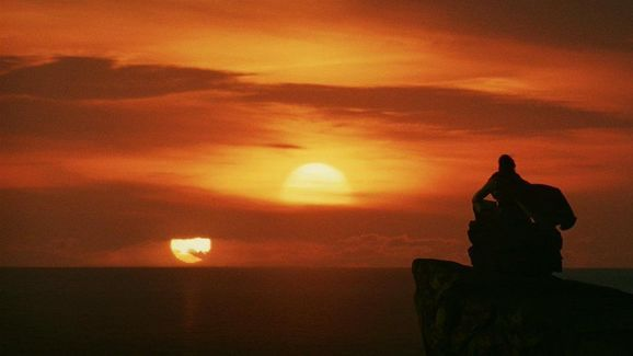 The photos are beautiful in 'The Last Jedi'