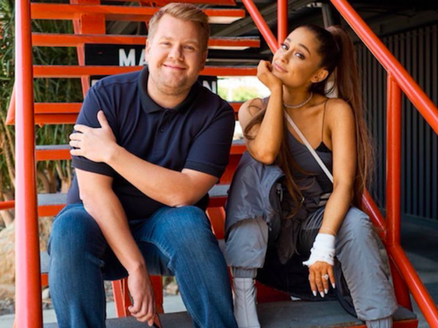 Ariana and James