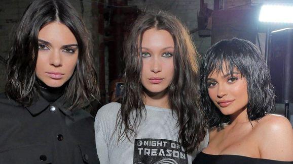 Kendall, Bella, Kylie