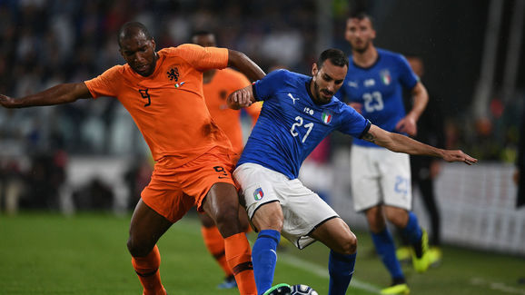 Italy v Netherlands - International Friendly