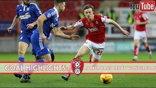 VIDEO: Manchester City Youngster Brandon Barker Scores Debut Golazo on Loan at Rotherham