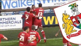 VIDEO: Huddersfield Town 1-2 Bristol City - Official Highlights