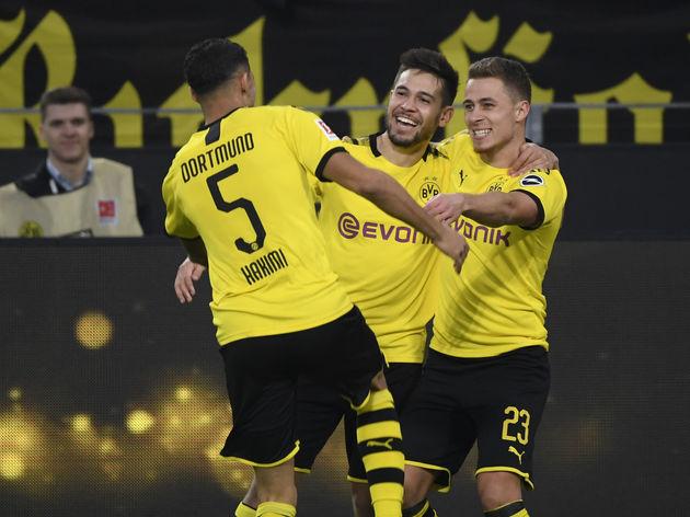 Dortmund Wolfsburg Ergebnis