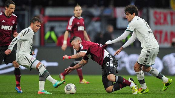 Смотреть ливе футбол фрайбург нюрберг