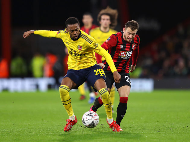 Joe Willock,Ryan Fraser