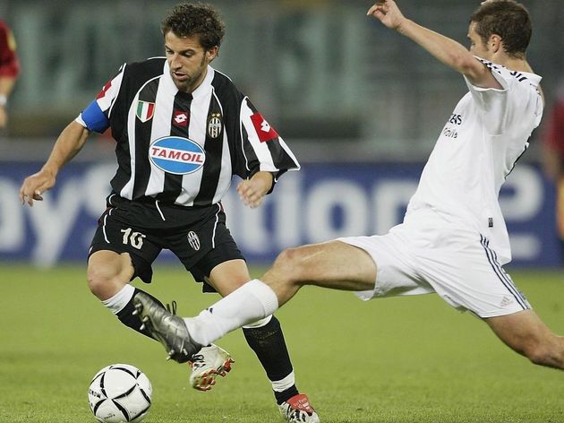 Del Piero In Action