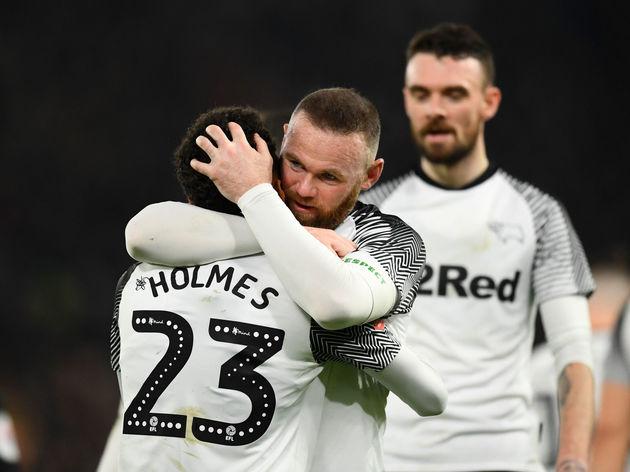 Wayne Rooney,Duane Holmes