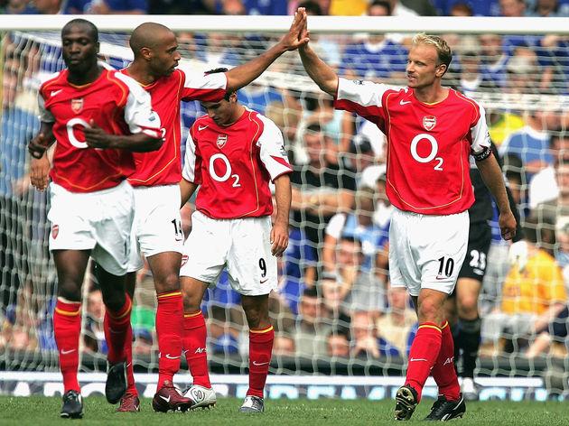 Thierry Henry,Dennis Bergkamp