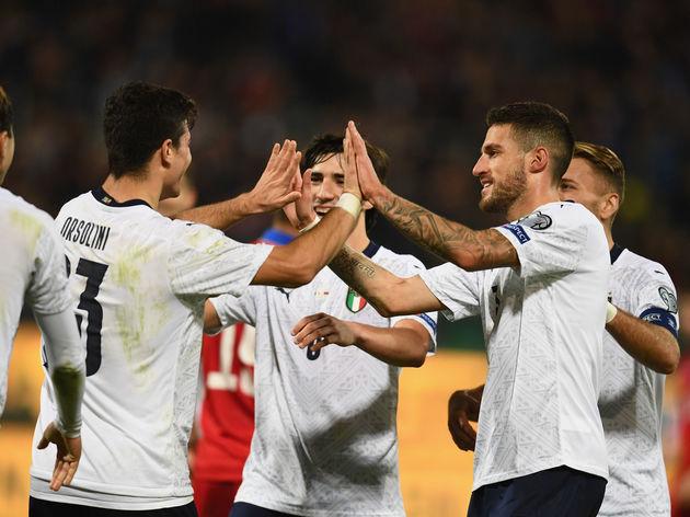 Italy v Armenia - UEFA Euro 2020 Qualifier