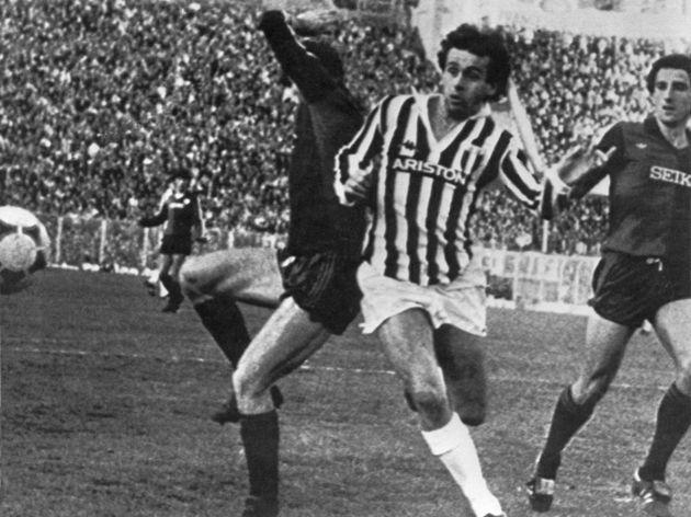 Michel Platini,Mario Faccenda,Giuseppe Corti