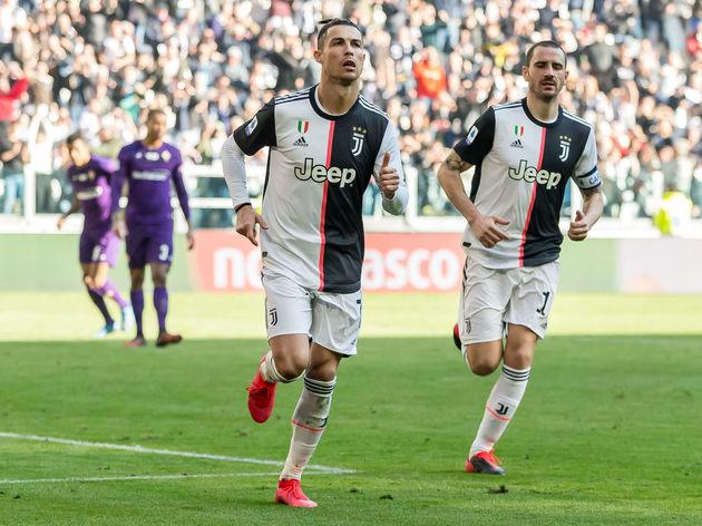 Christiano Ronaldo,Leonardo Bonucci