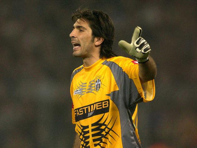 Juventus v Inter Milan X
