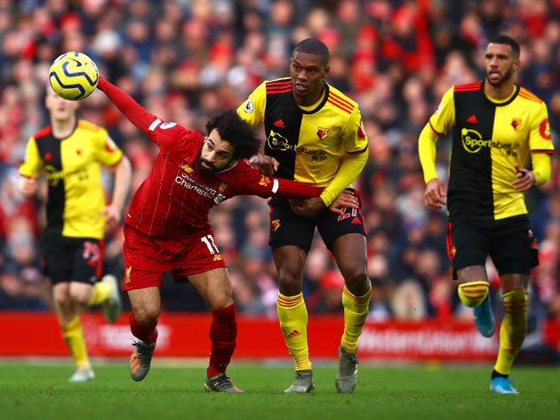 Mohamed Salah,Christian Kabasele