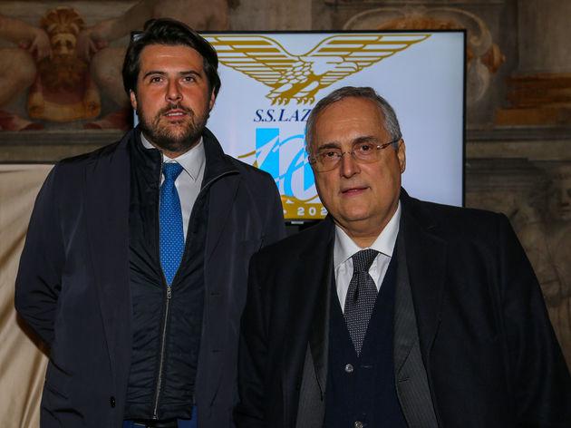 Claudio Lotito,Vincenzo Spadafora